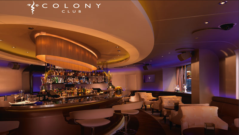 colony club casino