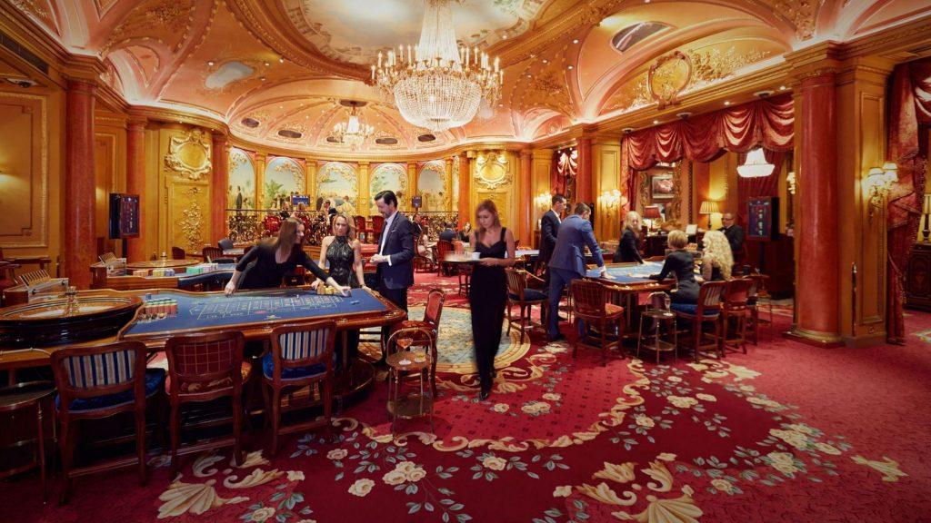 the ritz casino